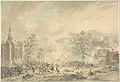 Battle Scene with Church at left MET DP800450.jpg