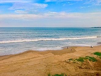 Bay of Bengal - Bay of Bengal near Tenneti Park, Visakhapatnam