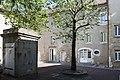Bayonne-Château Vieux-bâtiment nord de la cour-20130421.jpg