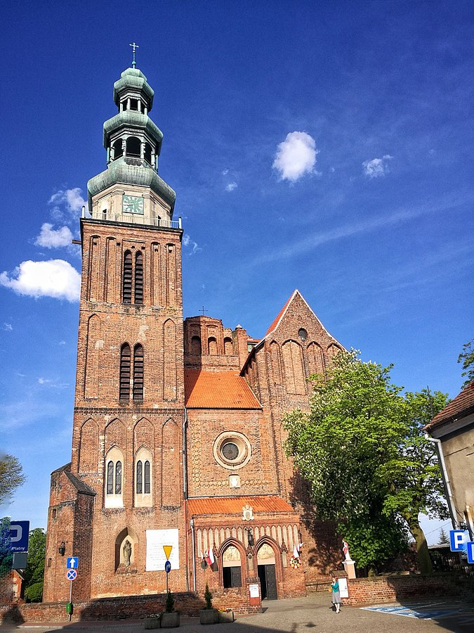 Co-Cathedral Basilica of the Most Holy Trinity, Chełmża