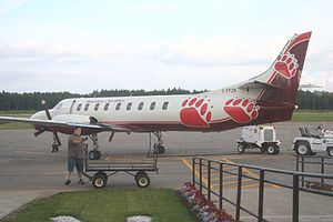 Bearskin Airlines - Bearskin Airlines' Metroliner