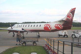 Bearskin Airlines - Bearskin Airlines' Metroliner