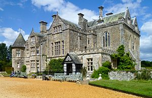 Treasure Houses of England - Image: Beaulieu Palace House, Beaulieu