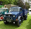 Bedford OW truck, Abergavenny steam rally, 2015.jpg