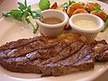 Beef steak ^ Shrimp combo - Flickr - jetalone.jpg