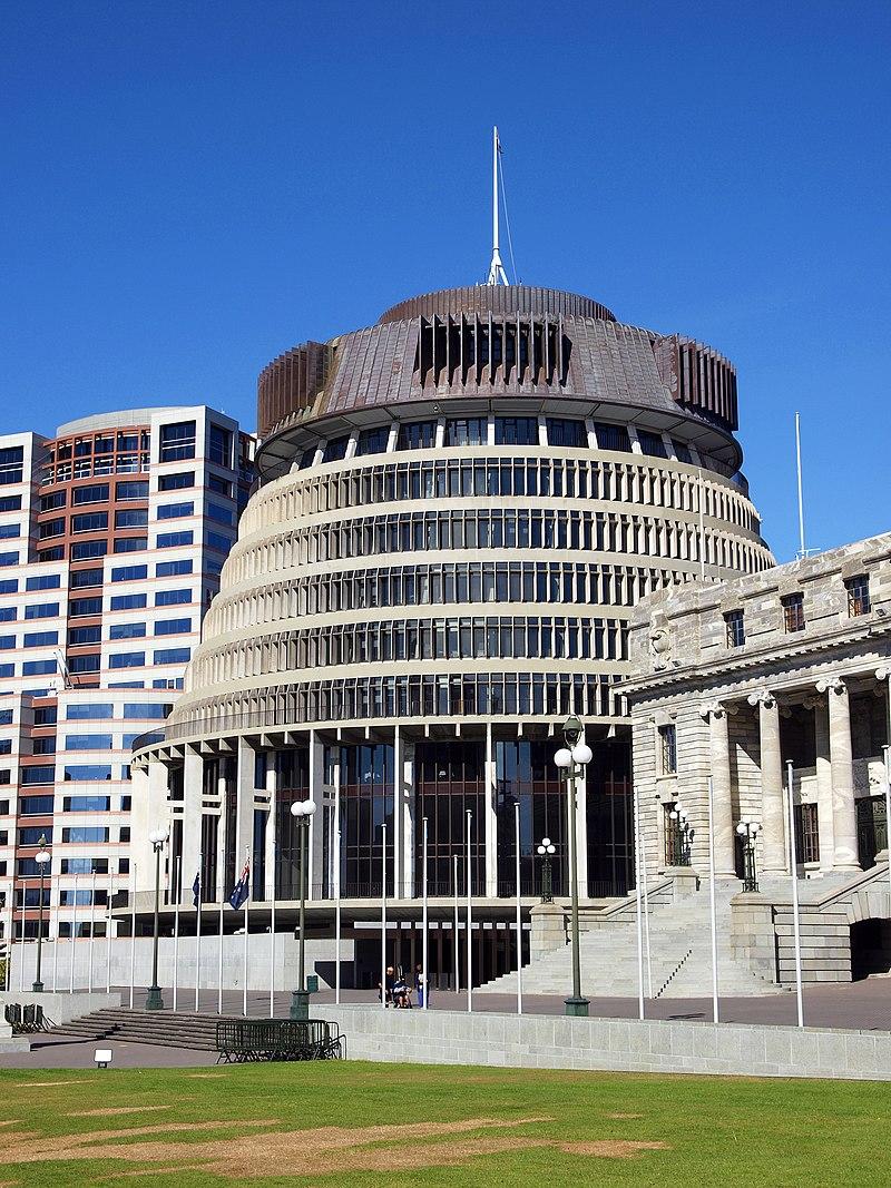 Улей Новой Зеландии