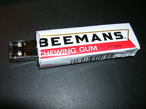 Beeman's USB Flash Drive