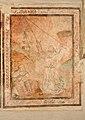 Begijnhofkerk, muurschildering , de Stigmatisatie van H.Franciscus van Assisi - 373474 - onroerenderfgoed.jpg