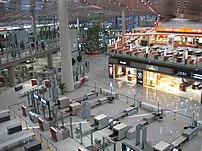 Terminal 3 of Beijing Capital International Ai...
