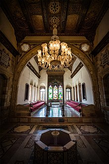 Beiteddine Palace - Wi...