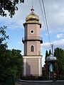 Bell tower of saint John the Baptist church, Horodok (01).jpg