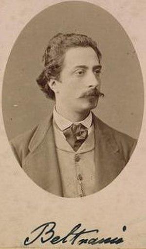 Eugenio Beltrami - Eugenio Beltrami
