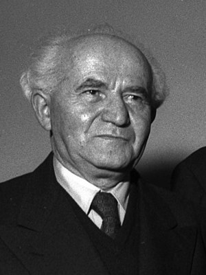 Ben-Gurion Day - David Ben-Gurion
