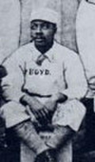Ben Boyd (baseball) - Image: Ben Boyd 1887 1888