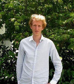 Ben Green (mathematician) - Image: Ben Green