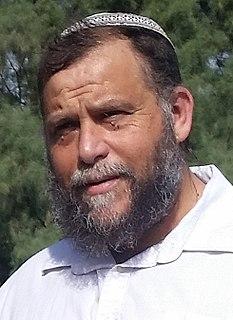 Bentzi Gopstein political activist from Israel