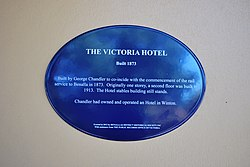 Photo of Blue plaque number 30925