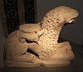 Benedetto antelami (ambito), leone stiloforo, 1200-25 ca.jpg