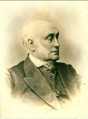Benjamin Boothby - Judge Benjamin Boothby, 1860