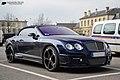 Bentley Wald Continental GTC Black Bison Edition (8632196478).jpg