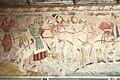 Beram, church Maria in rock, fresco.jpg