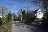 Beranova Lhota, hlavní silnice II.jpg