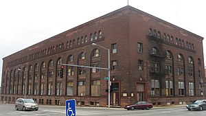 National Register of Historic Places listings in Lucas County, Ohio - Image: Berdan Building