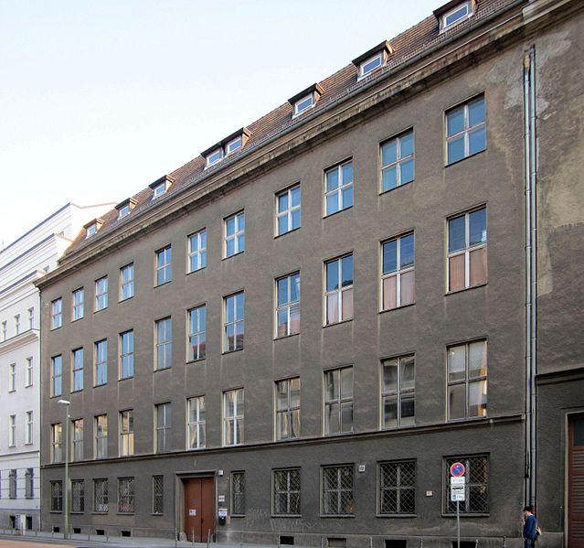 file berlin mitte franzoesische strasse 31 kulissenhaus der wikimedia commons. Black Bedroom Furniture Sets. Home Design Ideas