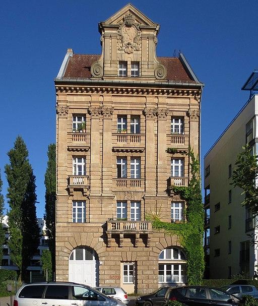 Berlin, Schoeneberg, Dennewitzstrasse 24A, Wohnhaus