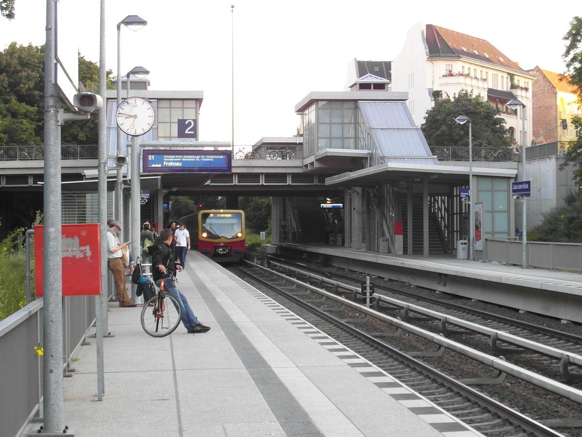 Stazione di Julius-Leber-Brücke - Wikipedia