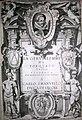 Bernardo Castello, Frontespizio della terza edizione illustrata della Gerusalemme Liberata, 1617.jpg