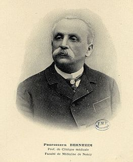 Hippolyte Bernheim French physician and neurologist