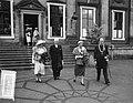 Bezoek Luxemburgs groot-hertogelijk paar. Derde dag. Den Haag, Bestanddeelnr 907-8118.jpg