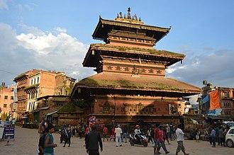Bhaktapur - Bhairavnath temple