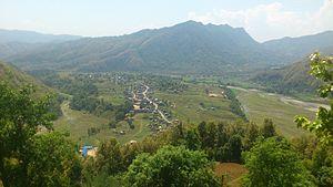 Karaputar - Bhorletar in Karapurtar Municipality