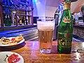 Bière tunisienne Celtia, bar à Nabeul.jpeg