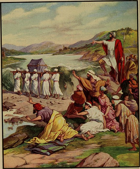 File:Bible primer, Old Testament, for use in the primary department of Sunday schools (1919) (14595449828).jpg