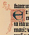 Biblia de Gutenberg, 1454 (Letra E) (21835473865).jpg