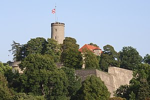 County of Ravensberg - Sparrenburg Castle
