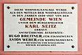 Bieler-Hof Wien 21.,Gedenktafel.JPG