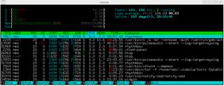 Load (computing) amount of computational work performed