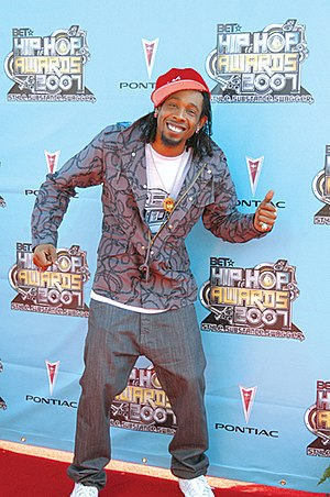 Big Gipp - Big Gipp at the BET Hip Hop Awards in Atlanta, October 14, 2007.