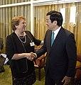 Bilateral con el Presidente de Vietnam (21599281469).jpg