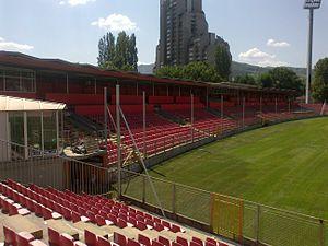 Bilino Polje Stadium - Image: Bilino Polje 2