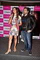 Bipasha Basu & Karan Singh Grover promote 'Alone' at a mall in Thane-4.jpg
