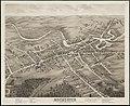 Birds eye view of Rochester, Strafford County, New Hampshire, 1877 (2675835672).jpg