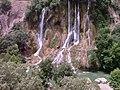 Bisheh waterfall , آبشاربیشه ازروبروی آن - panoramio.jpg