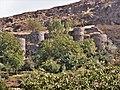 Bjni Fortress at Bjni, Armenia 01.jpg