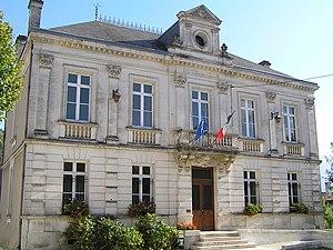 Blanzac-Porcheresse - Town hall