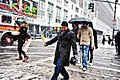 Blizzard Day in NYC (4391410641).jpg